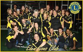 Eden Lions Club George