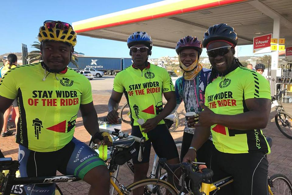 Safe Cycling Awareness Mossel Bay