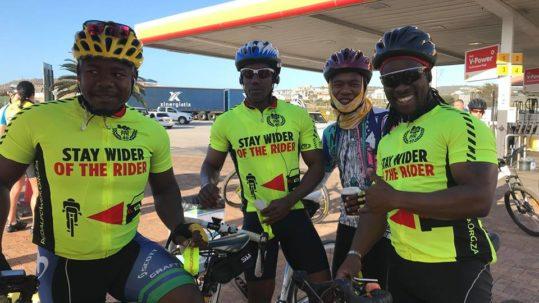 Raising Safe Cycling Awareness Tuesday 24 Sep