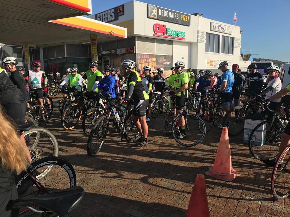 Safe cycling Mossel Bay