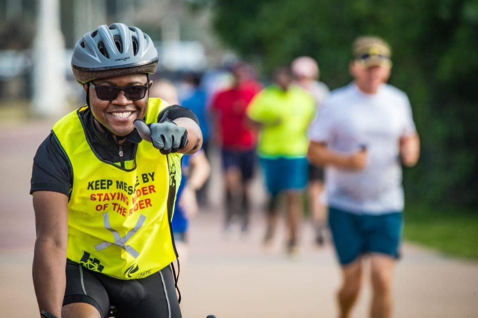 Safe Cycling awareness in Durban