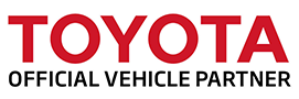 Toyota - official PPA vehicle partner