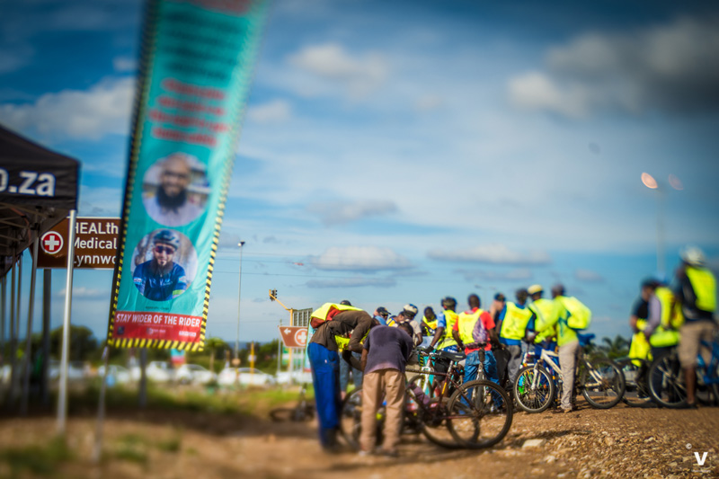 Pretoria East Commuter Cycle Awareness Day
